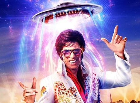 Elvis iz svemira pred nama