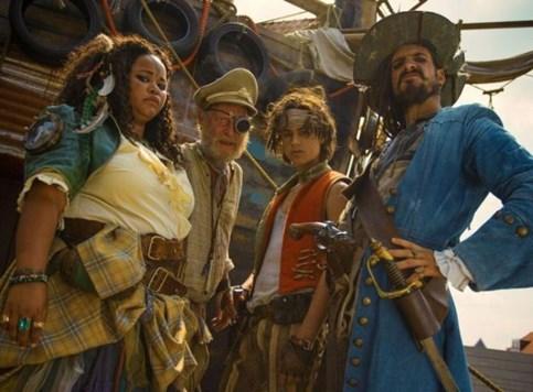 Holandski pirati najgledaniji