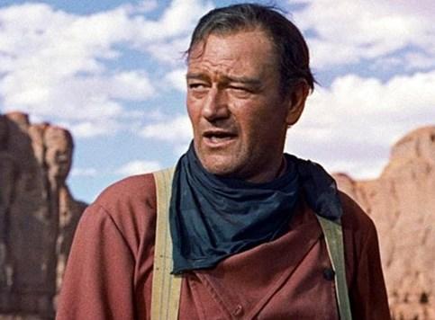 John Wayne izložba uklonjena
