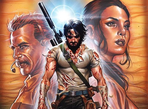 Keanu Reeves sprema grafičku novelu