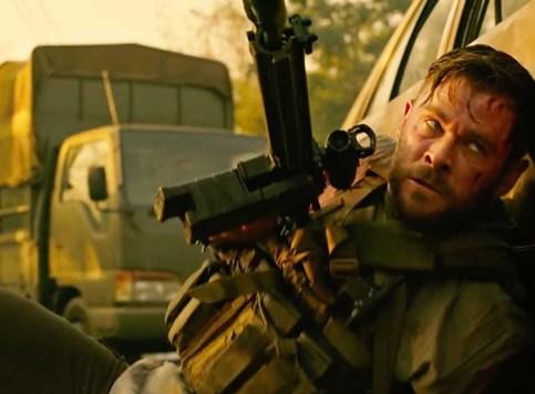 Luke Hemsworth u SF ratnom!