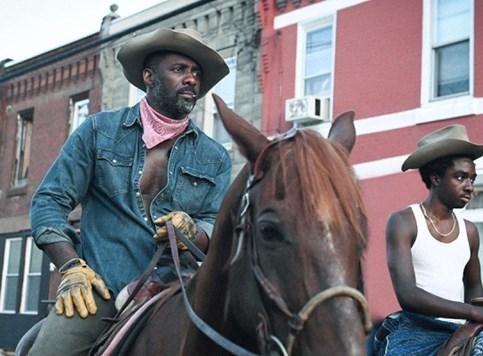 Idris Elba kao moderni gradski kauboj