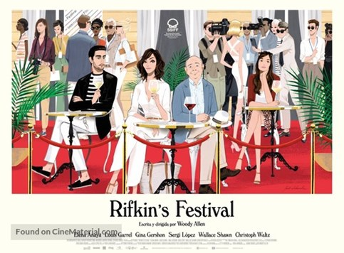 Novi Woody Allen otvara San Sebastian Film Festival