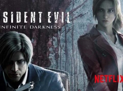 "Pogledajte trejler za ""Resident Evil: Infinite Darkness"""