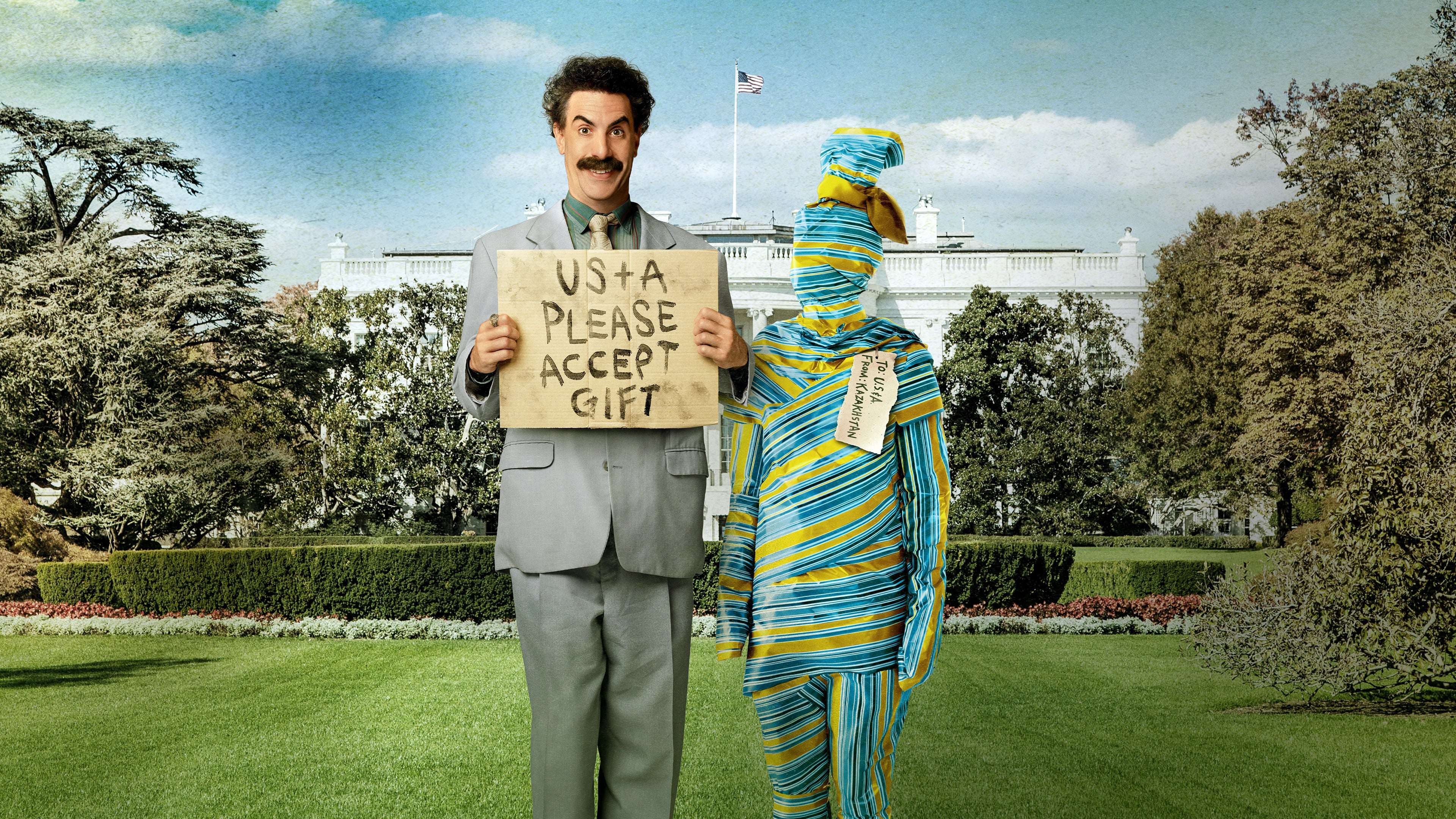 Borat Subsequent Moviefilm: Delivery of Prodigious Bribe to American Regime for Make Benefit Once Glorious Nation of Kazakhstan