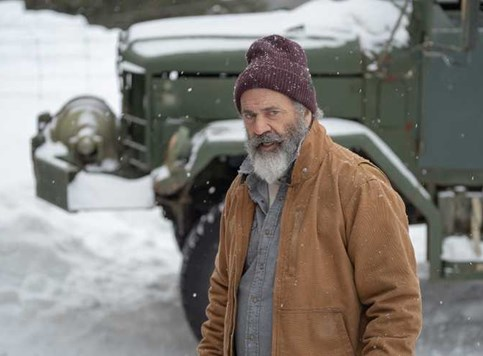 "Mel Gibson u akciji ""Fatman"""