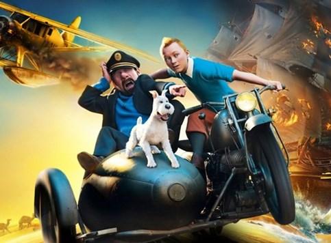 """Borba za novog """"Tintina"""""""