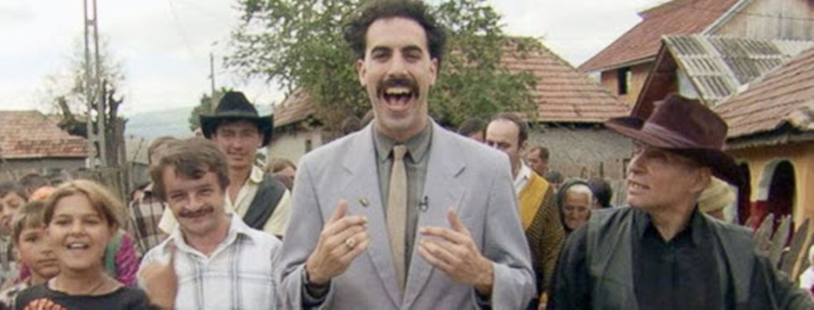 Borat Subsequent Moviefilm: Delivery of Prodigious Bribe to American Regime for Make Benefit Once Glorious Nation of Kazakhstan - !!!