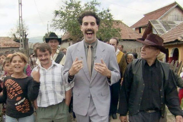 Borat Subsequent Moviefilm - !!!