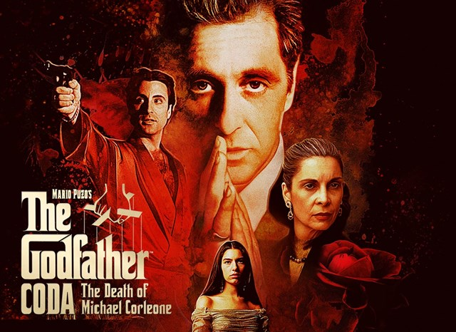 "Pogledajte trejler za ""The Godfather, Coda: The Death of Michael Corleone"""