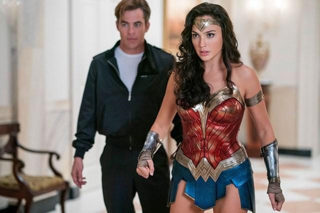 Wonder Woman 1984 paralelno na velikom platnu i na TV