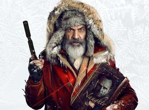 Fatman - Sasvim drugačiji Deda Mraz