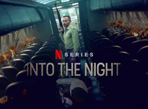 Into the Night – Belgijska apokaliptična serija na Netflixu