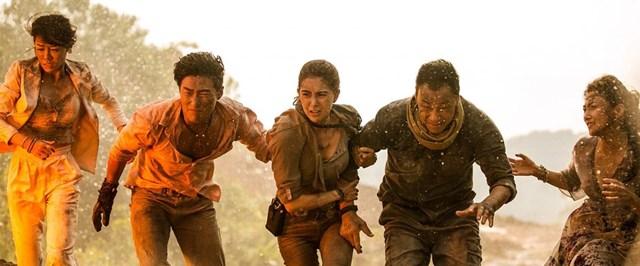 Skyfire - Kineski visokobudžetni film katastrofe