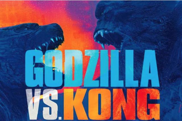 """Godzilla Vs. Kong"" dva meseca ranije"