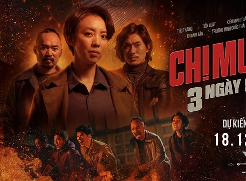 Akciona komedija najgledaniji u Vijetnamu