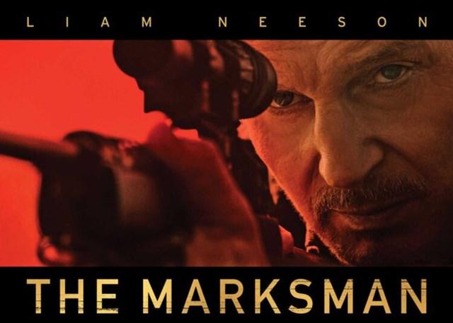 The Marksman - Liam ipak nije Clint