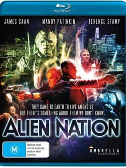 """Predstoji nam i """"Alien Nation"""" serija"""