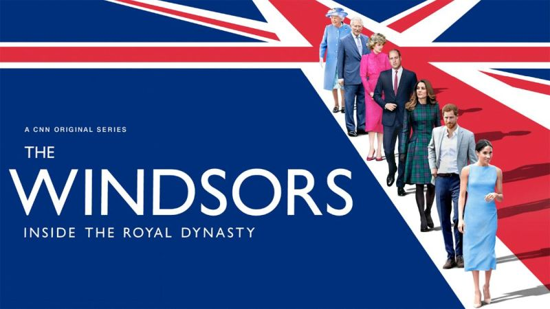 The Windsors: Inside the Royal Family
