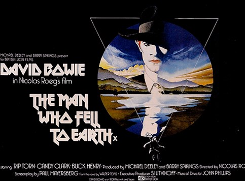 "Snimaće se serija po Bowievom ""Man Who Fell To Earth"""