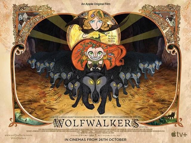 Wolfwalkers i kao TV serija