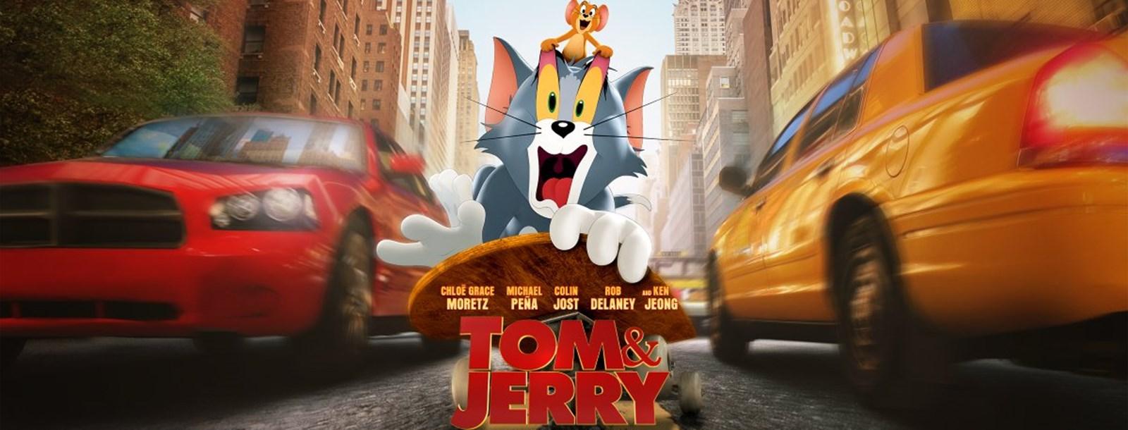 Tom and Jerry - Greota pritužbi
