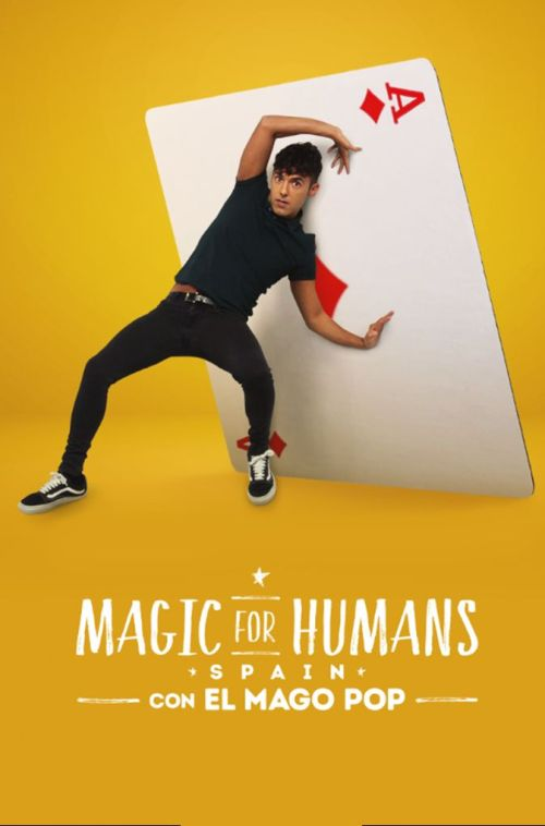 Magic for Humans by Mago Pop
