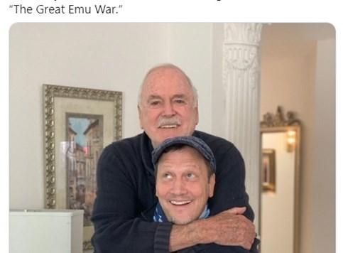 John Cleese sprema novi film