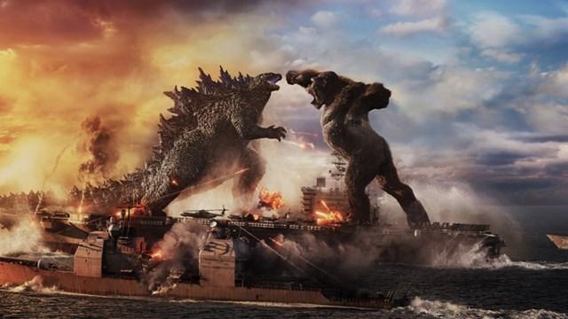 Godzilla Vs Kong - Jovo nanovo...