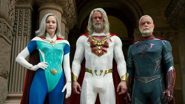Objavljen trejler za novu superherojsku seriju