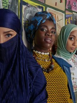 U pripremi humoristička serija o pank muslimankama