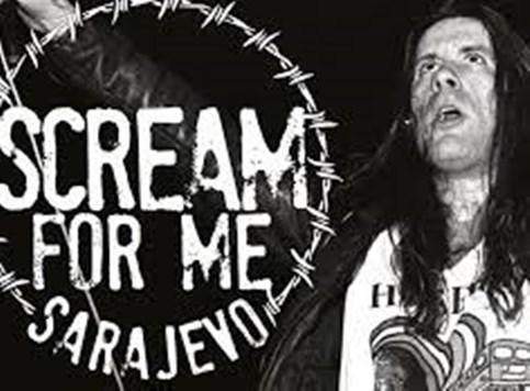 Bruce Dickinson sprema film o koncertu u Sarajevu
