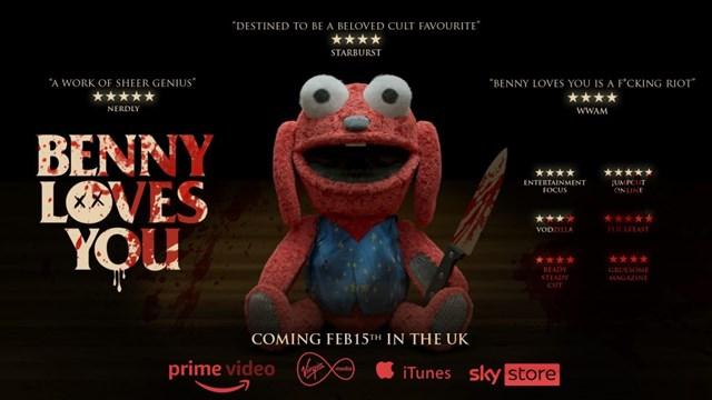 Pogledajte trejler za neobičnu britansku horor-komediju