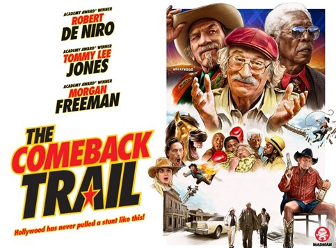 The Comeback Trail - Simpatično, dok...