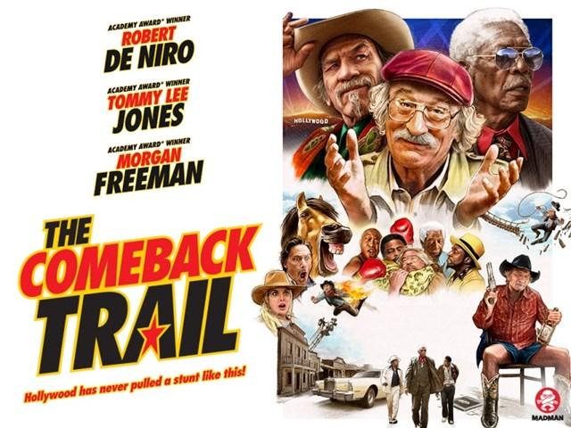 The Comeback Trail - Simpatično, dok...