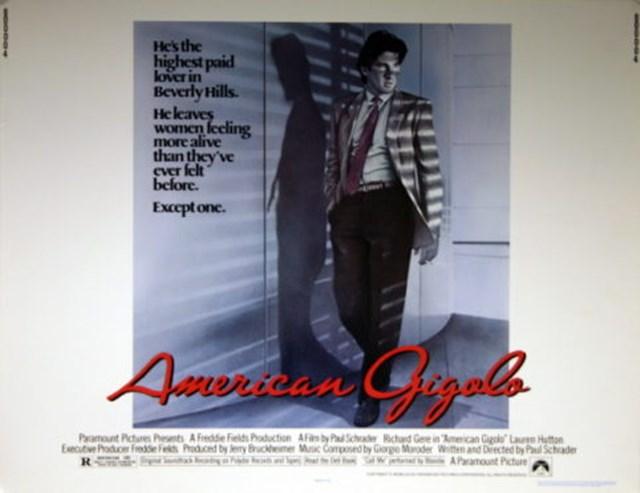 "Sprema se serija ""American Gigolo"""