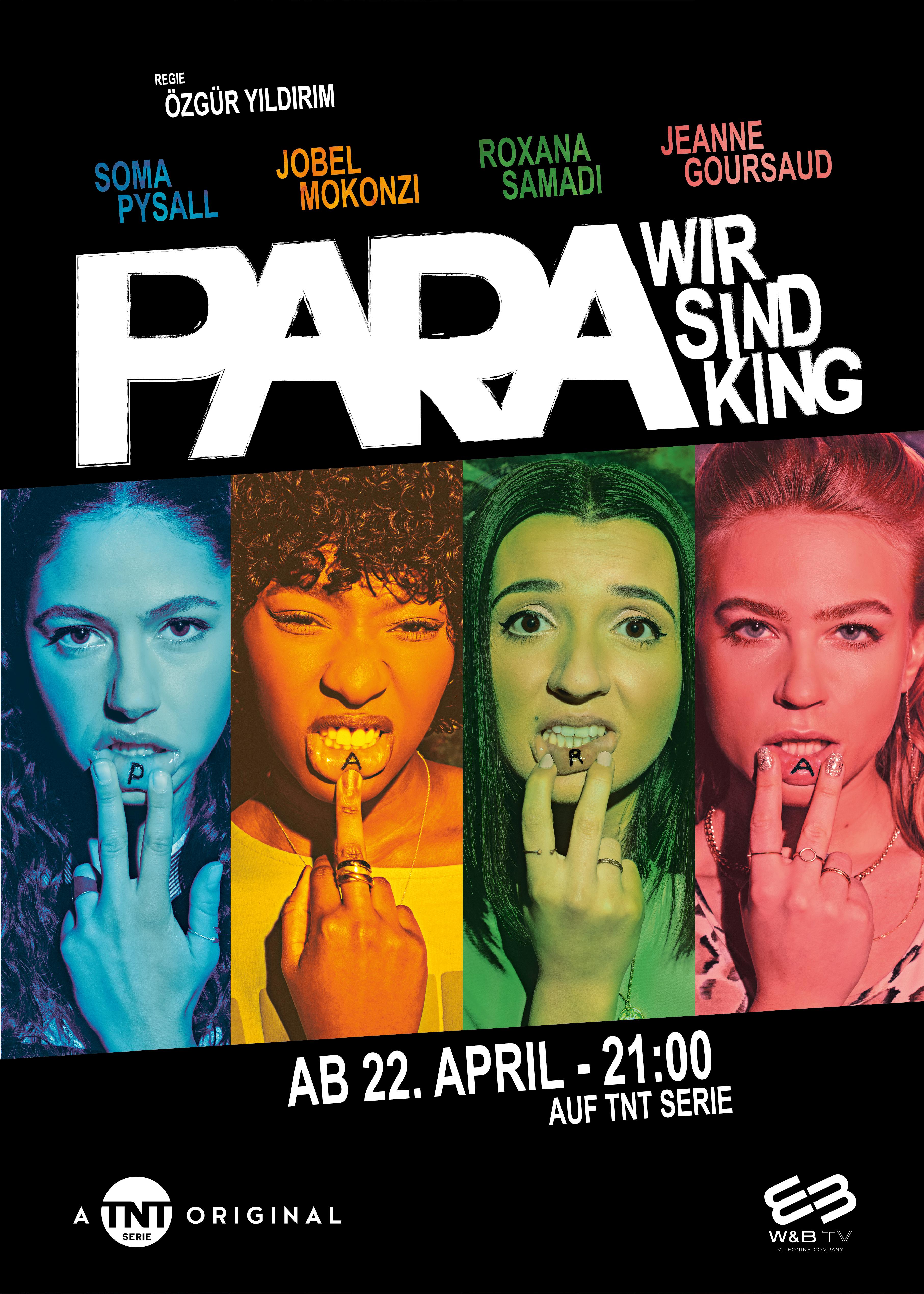 Para - Wir sind King Aka Para We Are King