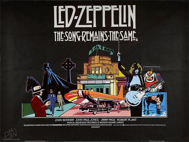 "Završen ""Becoming Led Zeppelin"""