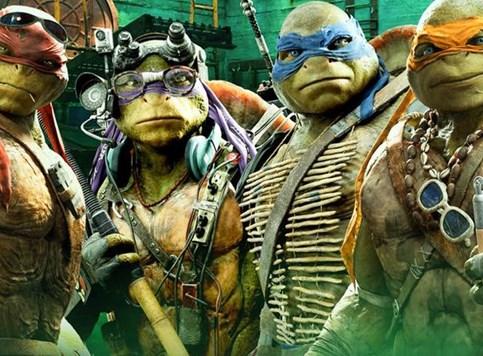 "Snimaće se novi film franšize ""Teenage Mutant Ninja Turtles"""