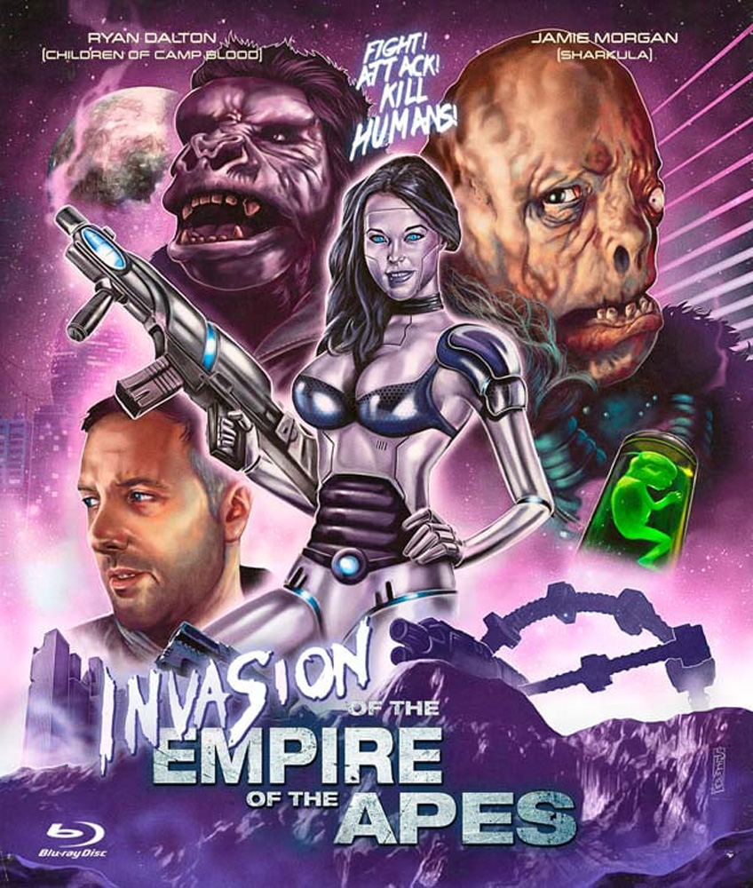 Invasion of the Empire of the Apes