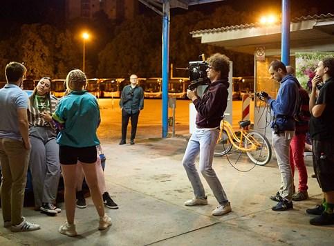 Noćna su snimanja tek mali izazov za ekipu FRKE!