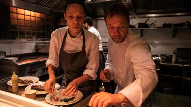 Da li ste za engleski kuvarski triler sniman u jednom kadru?