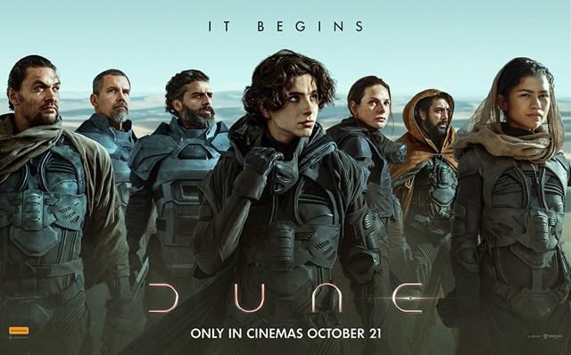 """Pored """"Dune"""" i """"Matrix"""" stiže i """"Encounter"""""""