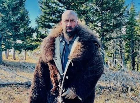 Nicolas Cage u novom vesternu